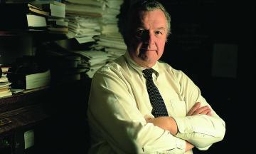 OU Law Professor Emeritus Frederick H. Miller