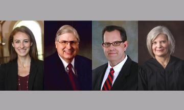 2017 OBA Award Recipients from OU Law