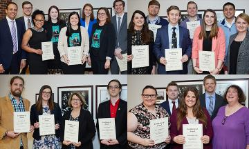 OU Law ABA Competition Teams 2018
