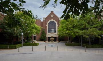 Andrew M. Coats Hall
