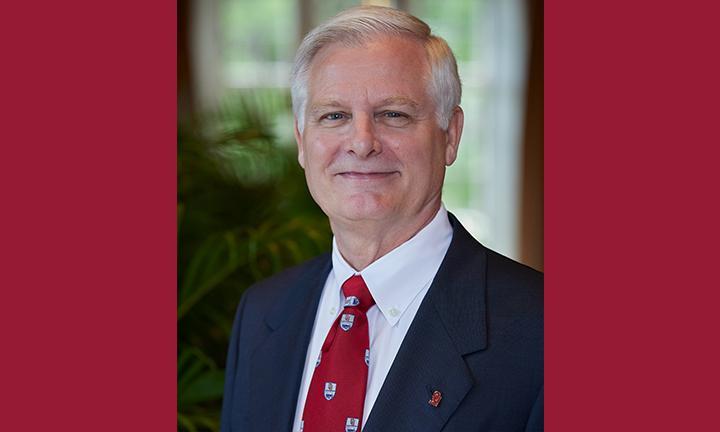 OU President James L. Gallogly