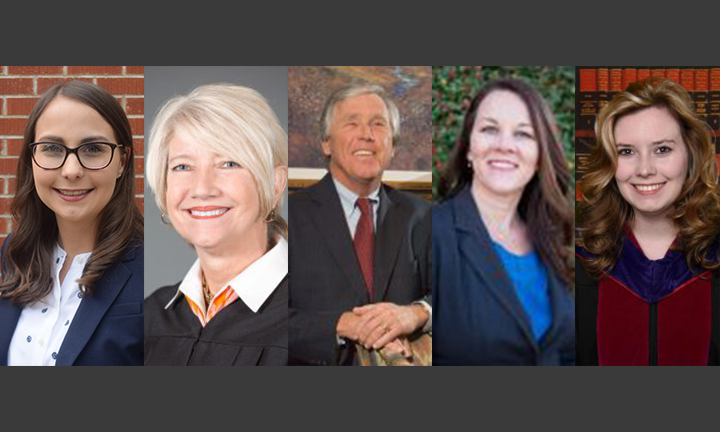 2019 OBA Award Winners from OU Law