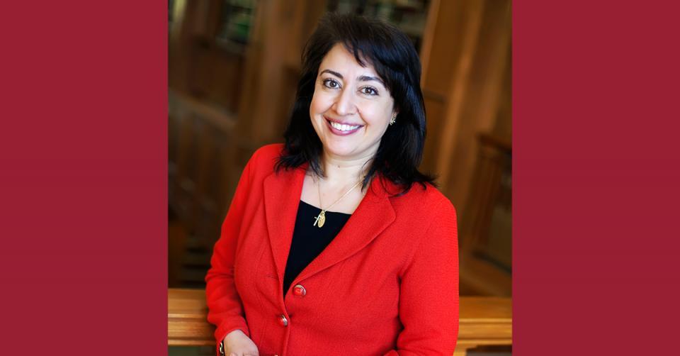Professor Evelyn Mary Aswad